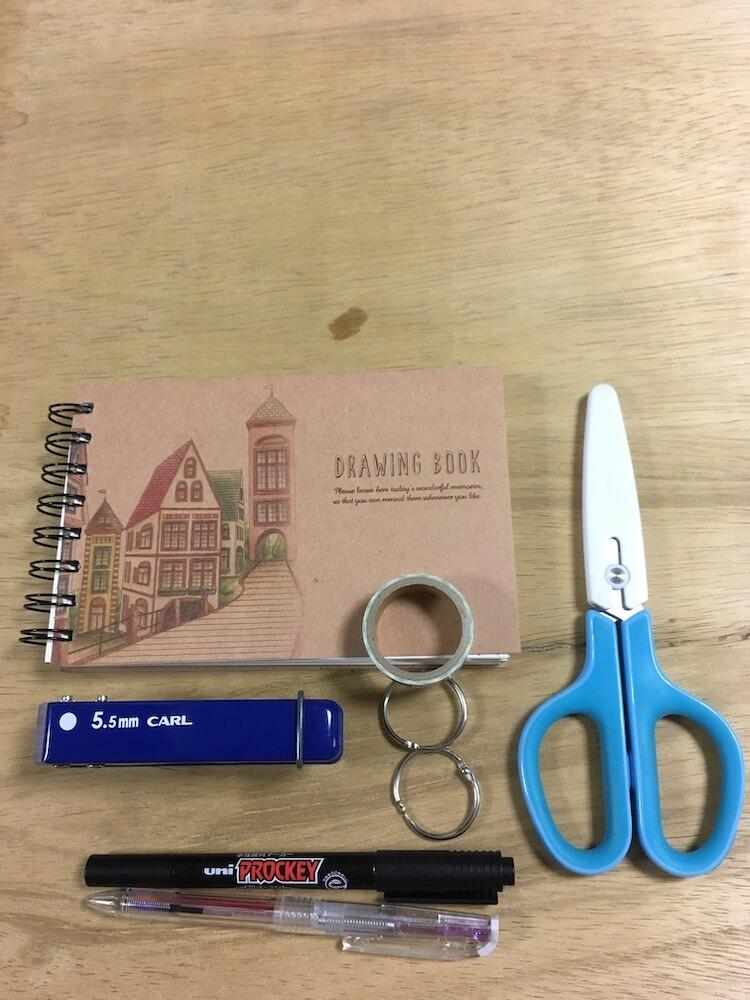 custom-sketch-pad-things-to-prepare