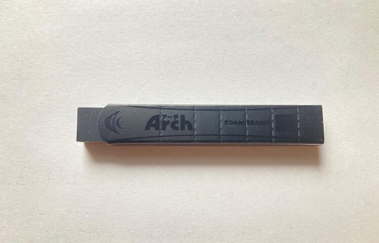 アーチ-Arch-foam-eraser-SLIMTYPE-SAKURA